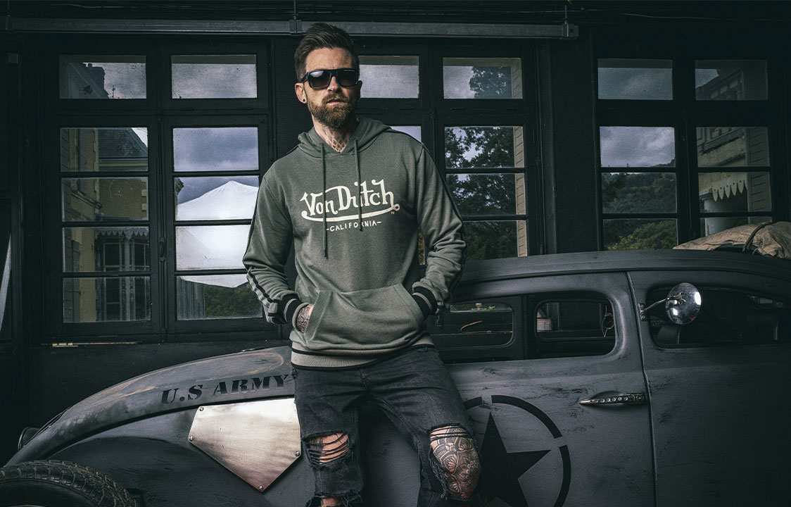 boutique von dutch homme racing